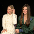 Sarah Paulson et Sandra Bullock en interview pour Ocean's 8 (juin 2018)