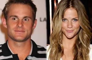 Andy Roddick et sa superbe fiancée Brooklyn Decker se marient... ce week-end !