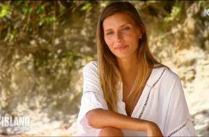 Camille Cerf émue aux larmes :