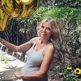 Sylvie Tellier - Instagram, 7 juin 2018