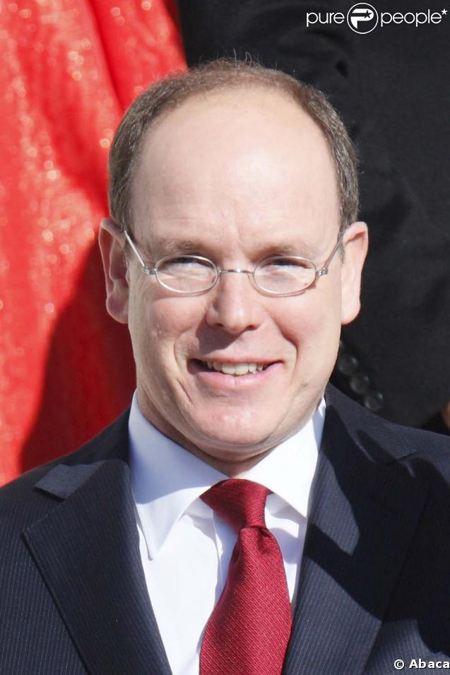 Monaco Prince Albert Ii. 199927 le prince albert ii de