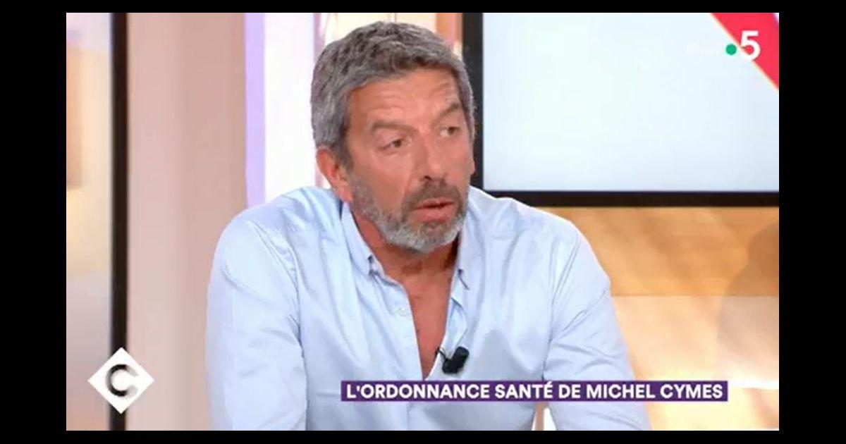 Michel cymes dans c vous 31 mai 2018 france 5 purepeople - France 5 ca vous ...