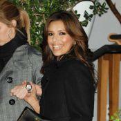 Quand la magnifique Eva Longoria, en smoking noir... éclipse Hayden Panettiere et Sophia Bush !