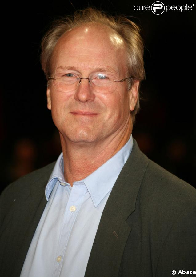 Le comédien William Hurt