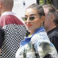 Camélia Jordana au défilé de mode Balmain homme collection printemps-été 2019 lors de la fashion week à Paris le 24 juin 2018 © Veeren/CVS/Bestimage