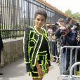 Tina Kunakey au défilé de mode Balmain homme collection printemps-été 2019 lors de la fashion week à Paris le 24 juin 2018 © Veeren/CVS/Bestimage