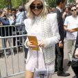 Xenia Adonts au défilé de mode Balmain homme collection printemps-été 2019 lors de la fashion week à Paris le 24 juin 2018 © Veeren/CVS/Bestimage