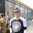 Oliver Cheshire au défilé de mode Balmain homme collection printemps-été 2019 lors de la fashion week à Paris le 24 juin 2018 © Veeren/CVS/Bestimage