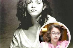 Madonna : sa fille Lourdes, 12 ans, lui ressemble de plus en plus ! C'est épatant !