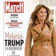 Couverture de Paris Match du 28 juin au 4 juillet 2018