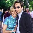 David Duchovny et sa femme Tea Leoni