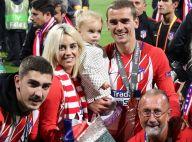 Antoine Griezmann : Comment il protège sa fille de 2 ans, Mia...