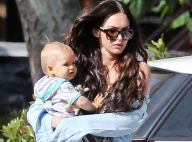 Megan Fox : Rare photo de son plus jeune fils, Journey... devenu si grand !