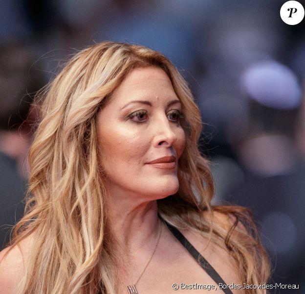 """Loana Petrucciani pendant la montée des marches du film """" Trois Visages """" lors du 71ème Festival International du Film de Cannes. Le 12 mai 2018 © Borde-Jacovides-Moreau/Bestimage"""