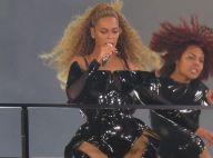 Beyoncé : Coincée sur scène après un concert, son staff vole à son secours