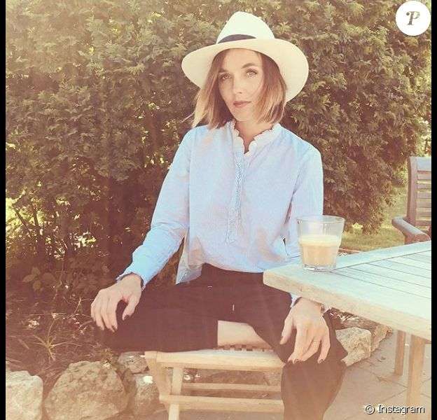 Victoria Pendleton, photo Instagram juin 2018