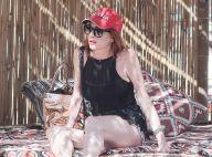 Lindsay Lohan fête ses 32 ans dans son club de Mykonos