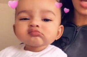 Kim Kardashian : Maman ultrasexy, sa fille Chicago nouvelle star d'Instagram