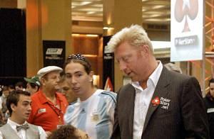 Cette fois-ci, Boris Becker et sa future femme jouent... cartes sur table !