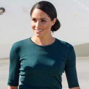 Meghan Markle : L'élégance incarnée pour son 1er voyage de duchesse en Irlande