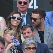 Justin Timberlake et Jessica Biel : Les amoureux réunis à Wimbledon