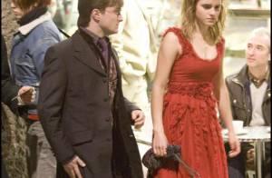 Emma Watson en plein tournage de Harry Potter 7 et... terriblement amoureuse !