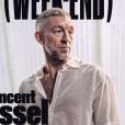 Vincent Cassel -  Le Parisien (Week-End)  en kiosques ce vendredi 13 juillet 2018