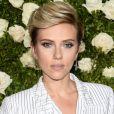 Scarlett Johansson lors de la 71ème cérémonie annuelle des Tony Awards 2017 au Radio City Music Hall à New York, le 11 juin 2017.
