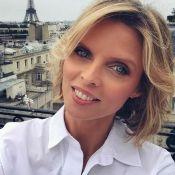 Sylvie Tellier : Nouvelle photo de bébé pour fêter la victoire de la France !