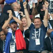Will Smith, Dany Boon, Vianney... : Les stars en Russie pour la victoire des Bleus