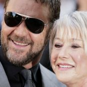 Russell Crowe et Helen Mirren... terriblement complices sur tapis rouge !