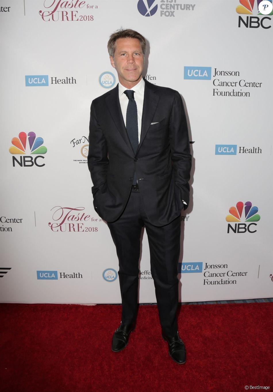 """Le prince Emmanuel Philibert de Savoie - People à la soirée de gala du 23ème """"Taste for a Cure"""" au Regent Beverly Wilshire Hotel à Beverly Hills. Le 27 avril 2018"""
