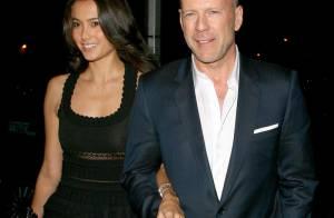 Bruce Willis, le dur à cuire d'Hollywood, transformé en agneau éperdument amoureux !