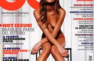 Ana Beatriz Barros : trois poses torrides pour la plus sexy des berceuses...