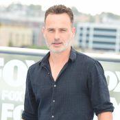 The Walking Dead : Andrew Lincoln, les larmes aux yeux, officialise son départ