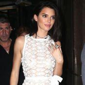 Kendall Jenner : Sexy pour participer à l'anniversaire de son chéri Ben Simmons