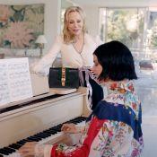 Faye Dunaway, 77 ans : Nouvelle égérie de Gucci !