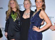 Les trois filles de Meryl Streep exceptionnellement réunies, celle de Robert de Niro de sortie : soirée filles de stars à New York !