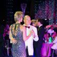 Le prince Albert II de Monaco et la princesse Charlene de Monaco - 70ème édition du gala de la Croix Rouge monegasque à Monaco le 27 juillet 2018. © Eric Mathon/Le Palais Princier/Monte-Carlo-SBM via Bestimage