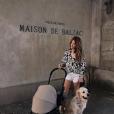 Caroline Receveur et son fils Marlon -Instagram, 20 juillet 2018
