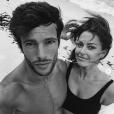 Caroline Receveur et Hugo Philip -Instagram, 14 juin 2018