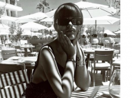 Laeticia Hallyday : Sa superbe petite soeur Margaux Thibaut célèbre ses 23 ans