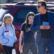 Charlie Sheen ruiné et blacklisté d'Hollywood ? Ses jeunes enfants lésés
