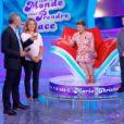 """Marie-Christine fête sa 100e victoire dans """"Tout le monde veut prendre sa place"""" avec son mari et ses enfants - France 2, 4 août 2018"""