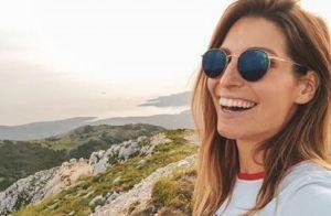 Laury Thilleman en Grèce : Souriante et divine en bikini, elle rayonne