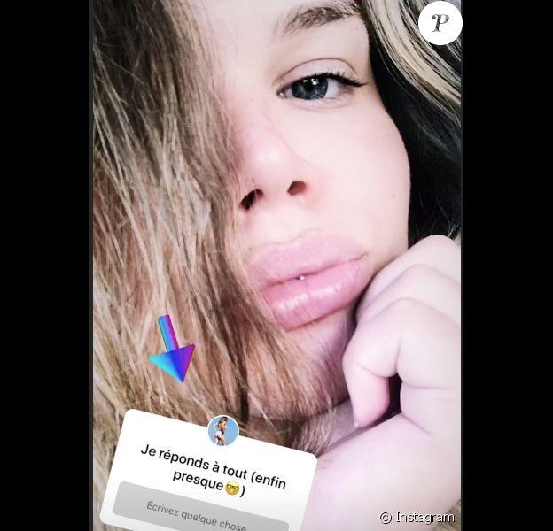 Camille Gottlieb, fille de la princesse Stéphanie de Monaco, a répondu aux questions de ses abonnés dans sa story Instagram du 6 août 2018.