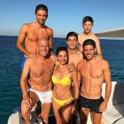 Zinédine Zidane : Les vacances de rêve se poursuivent en famille