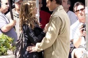 Quand Jennifer Aniston embrasse pour de vrai... Jason Bateman ! Regardez !