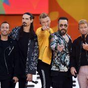 Backstreet Boys : 14 blessés à leur concert !