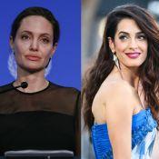 """Angelina Jolie """"incroyablement jalouse"""" : Amal Clooney lui a volé """"son identité"""""""